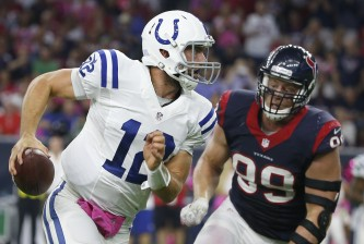 Indianapolis Colts v Houston Texans