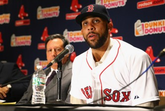 Boston Red Sox Introduce David Price