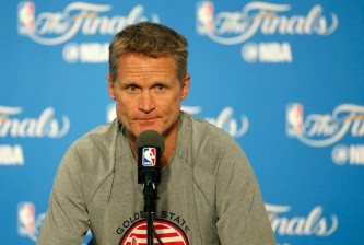 2016 NBA Finals - Practice and Media Availability