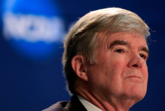NCAA President Mark Emmert News Conference