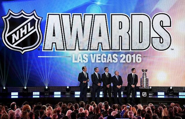 2016 NHL Awards - Show