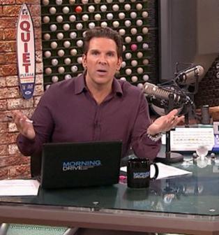 Erik Kuselias is the new host of NBC Sports Talk