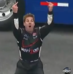Audio: Will Power still has some anger issues