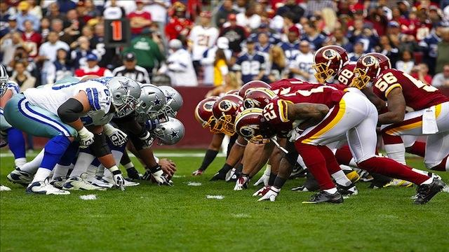 NFL flexes Cowboys-Redskins to Sunday Night Football for Week 17