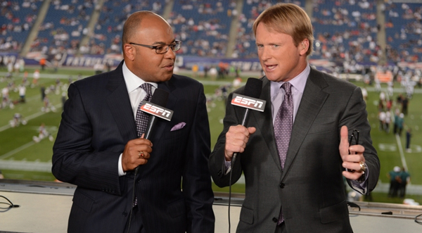 Espn S Turnover Among Its Nfl Personalities Is Unprecedented