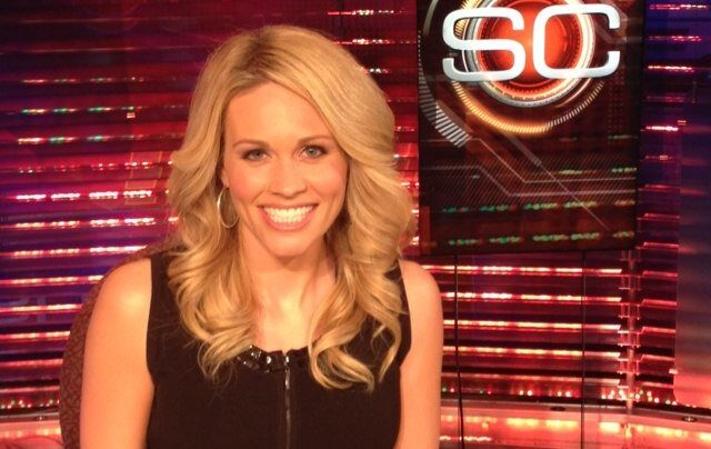 Sportscenter Anchor Lisa Kerney Announces She And Espn Have Agreed To Part Ways