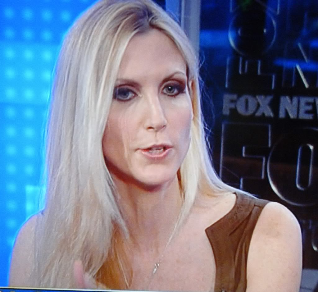 Ann coulter i bet on a loser