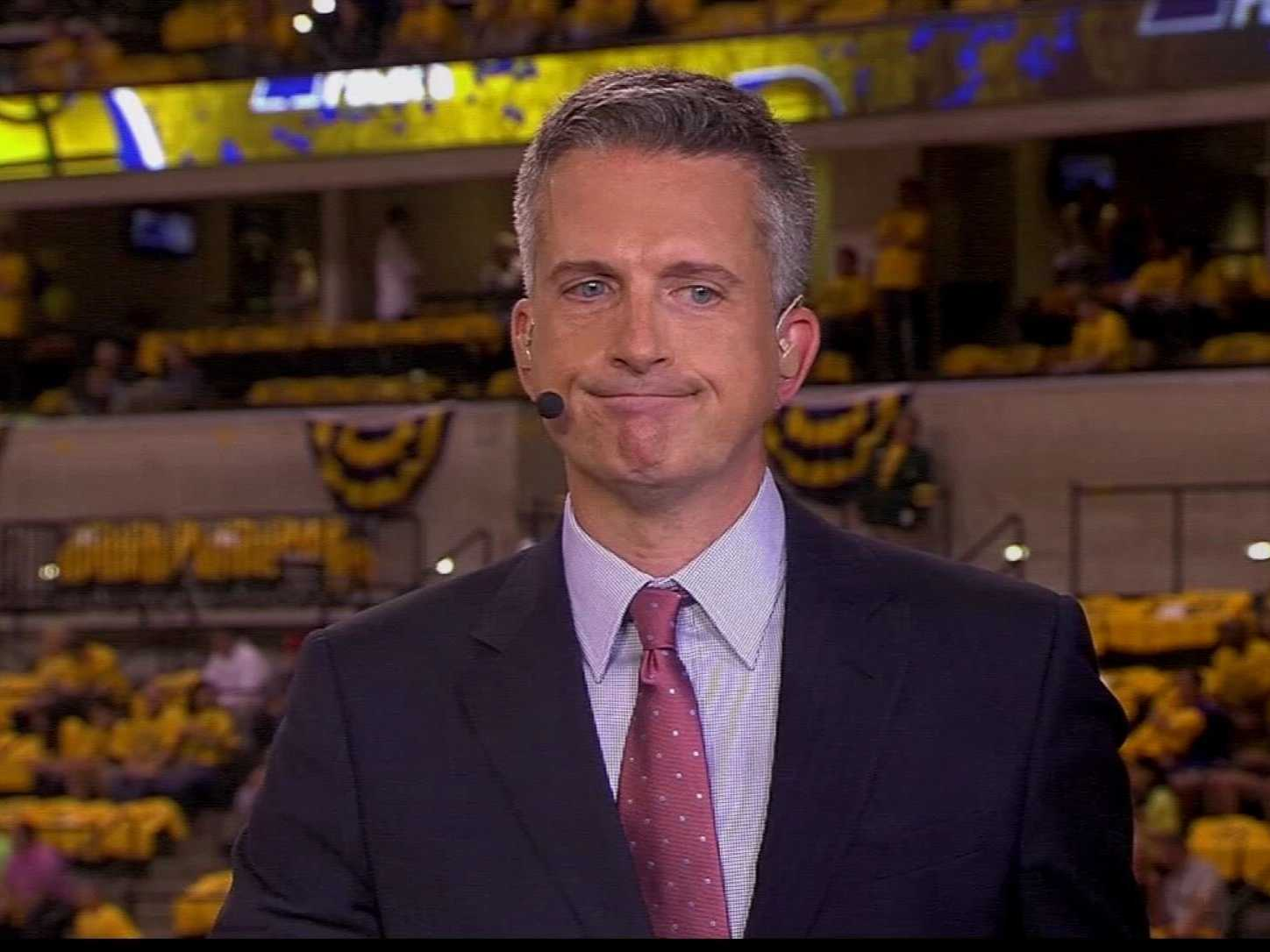 cce3a5af4663 Bill Simmons jokes he will stop covering sports if the Cavaliers win the  draft lottery again
