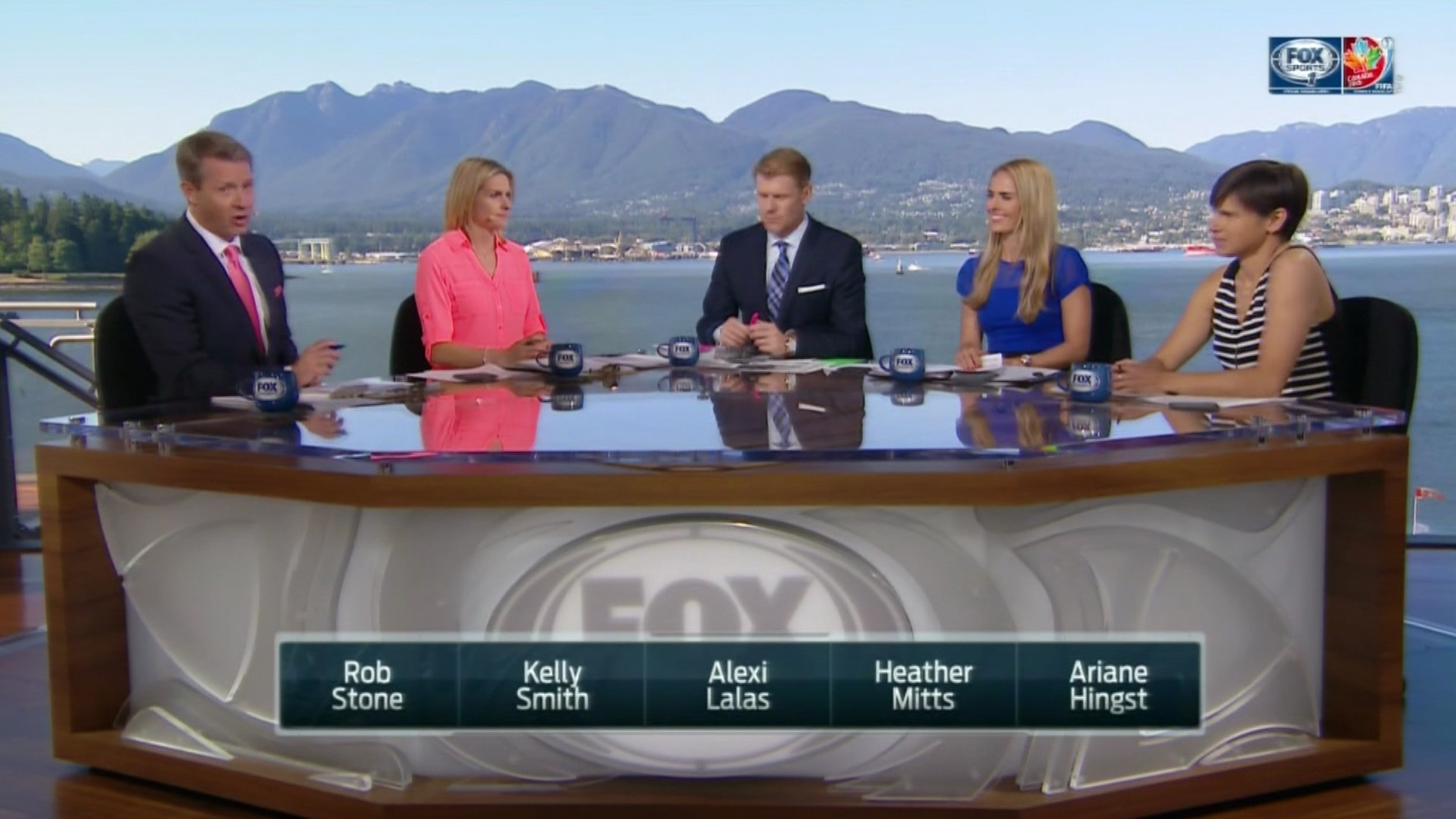 The Best of Fox's FIFA Women's World Cup Coverage