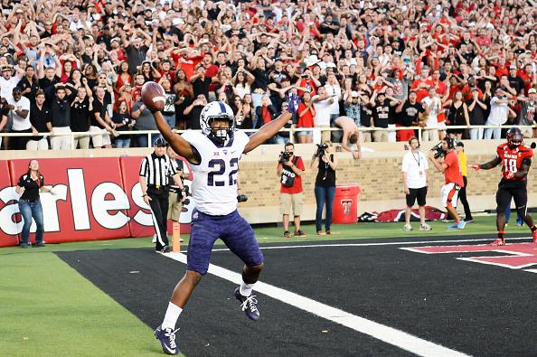 The Calls Of The Tcu Game Winning Td Vs Texas Tech