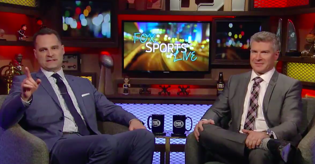 Fs1 Cancels Fox Sports Live Won T Renew Contracts For Jay Onrait And Dan O Toole