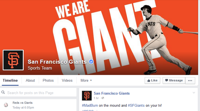 Several MLB teams are live-streaming on Facebook daily from spring
