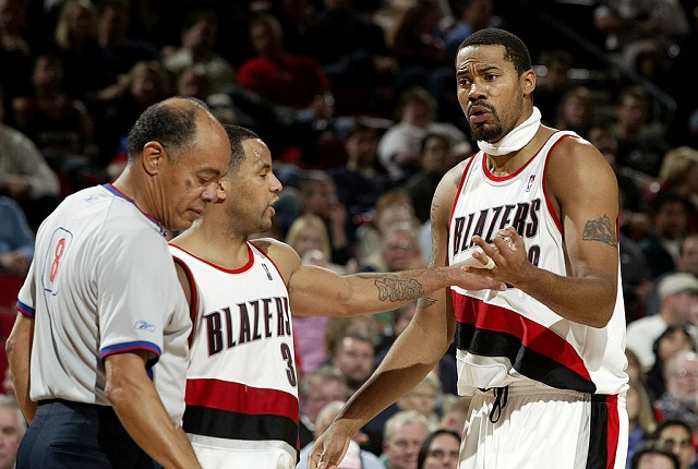 """a1cc1353958 HBO developing documentary on """"Jail Blazers,"""" according to Damon Stoudamire  [UPDATED]"""