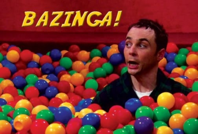 Image result for bazinga