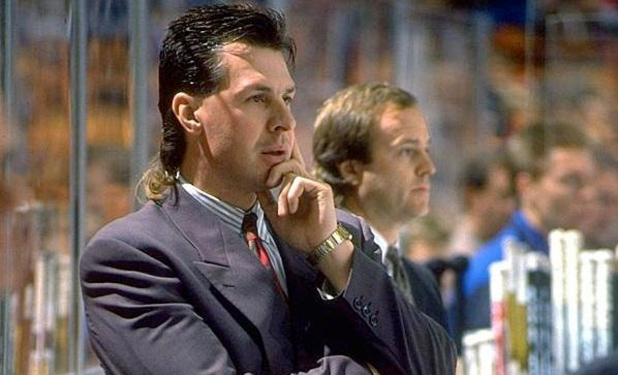 Barry Melrose Top Ten Hockey Hair NHL All-Time