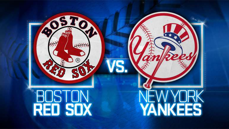 52116a77 Fox MLB schedule features Yankees and Red Sox eight times each, including  the London game between them