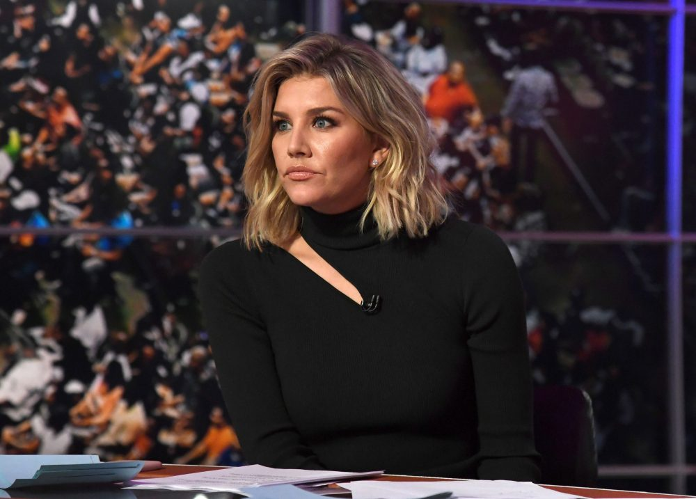 Charissa Thompson opened up on being hacked, and the time