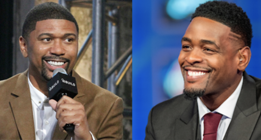 e819345a978f The Fab Five feud between Jalen Rose and Chris Webber is heating up once  again