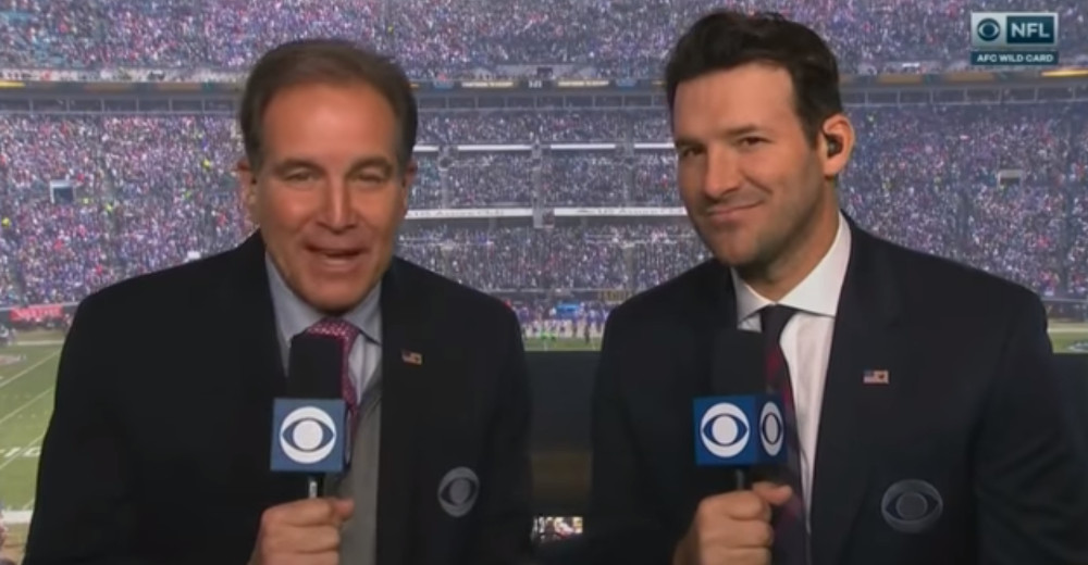 Jay Gruden Not Impressed By Tony Romo Who Is Only Right Like 30 Percent Of The Time