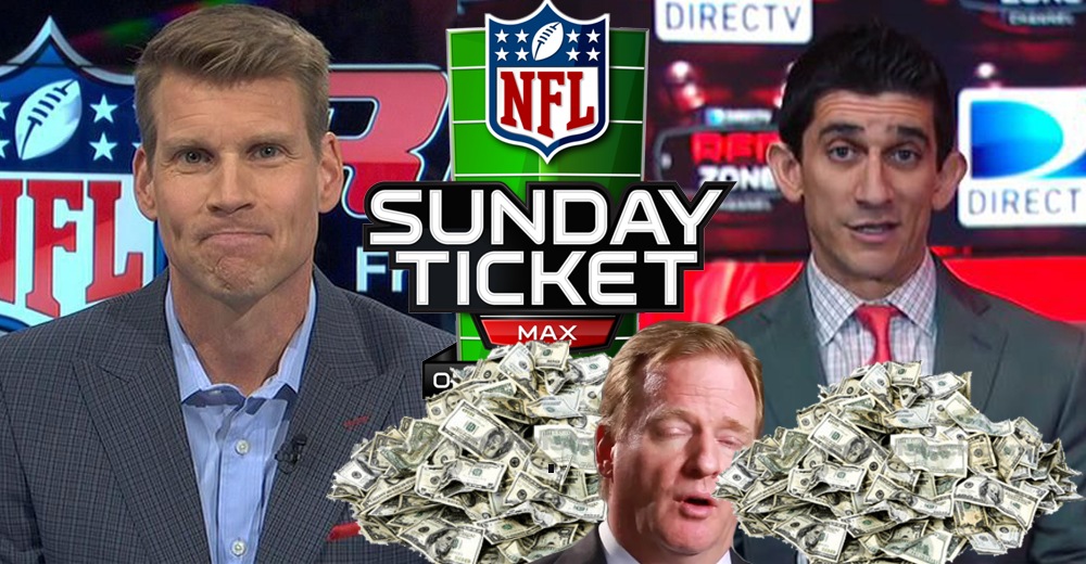 Nfl Sunday Ticket Is Absurdly Overpriced Illogically Packaged And Pushes Fans Away From The League