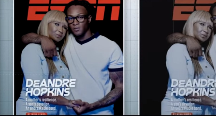 Espn S Cover Story Shows What Storytelling Looks Like In A Post Print World