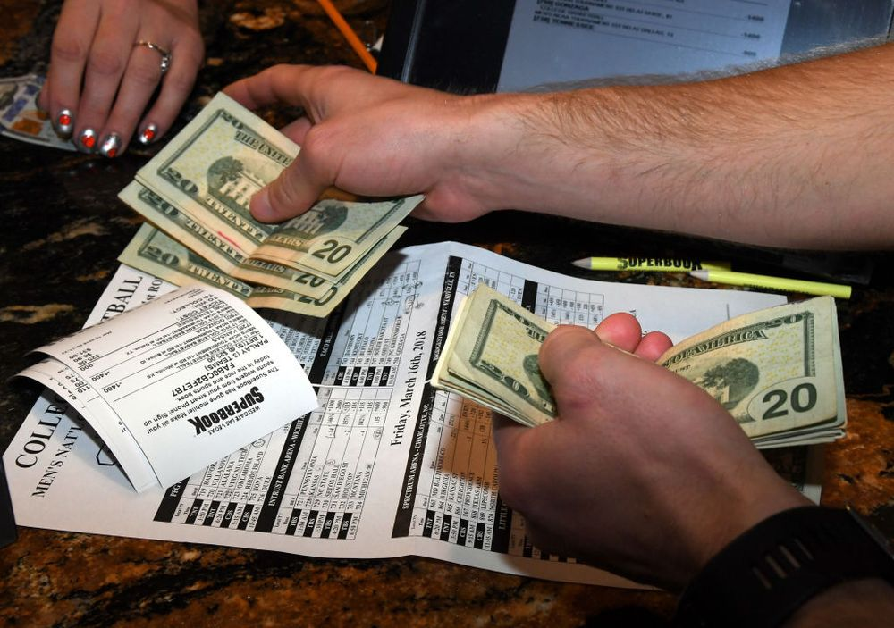 Losing money sports betting masters betting odds