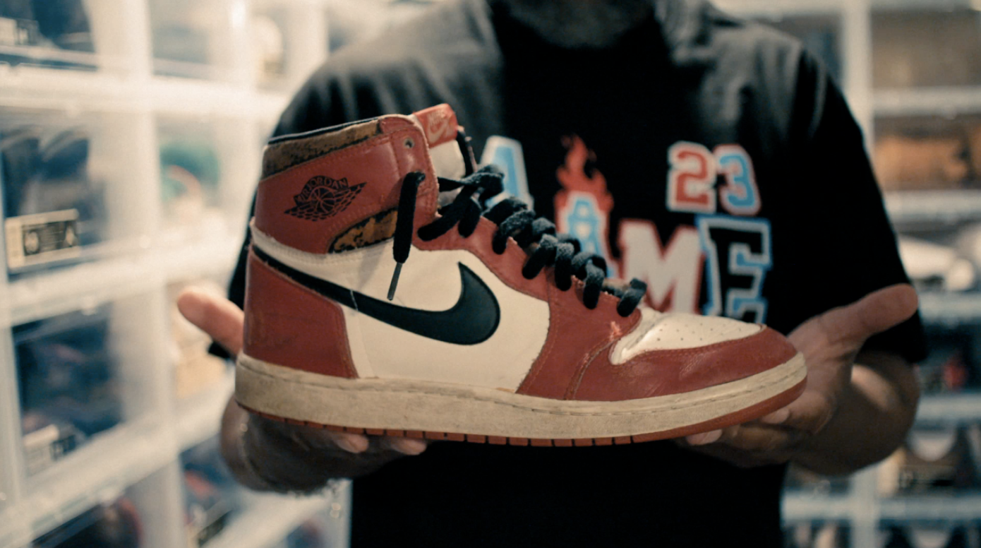 VICE's 'One Man and His Shoes' documentary explores Nike's Air ...