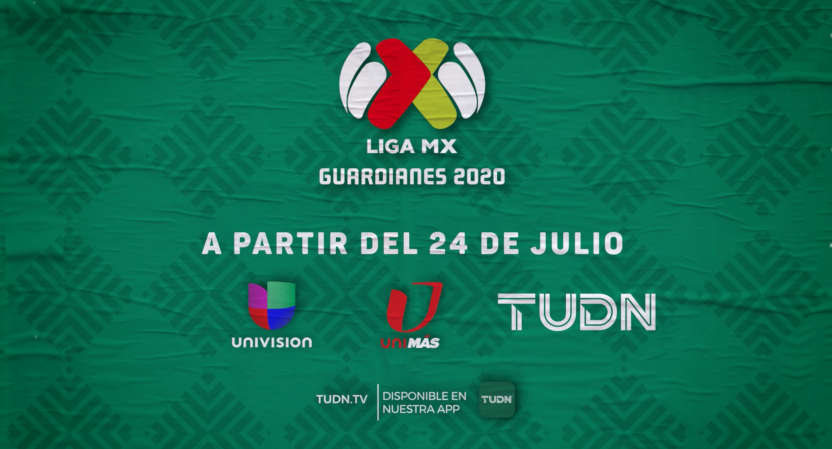 Univision TUDN Liga MX Coverage Will Feature Footage Of Actual Fans Cheering From Home