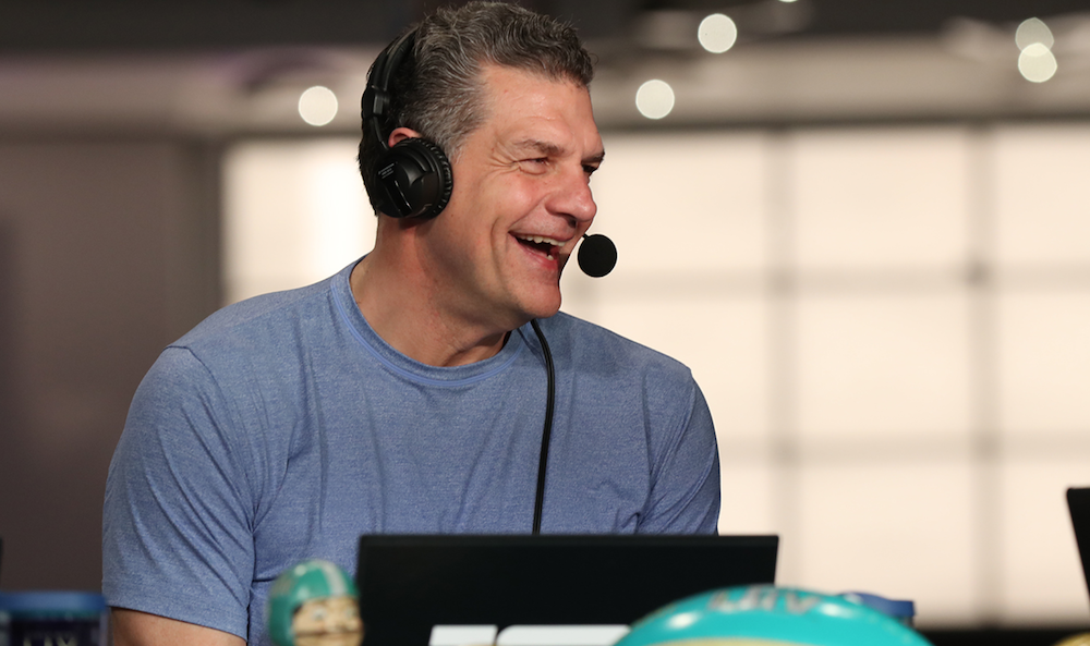 """Mike Golic, with family, signs off ESPN Radio after 22 years: """"This was why  we did it"""" Mike Golic, with family, signs off ESPN Radio after 22 years:  """"This was why we"""
