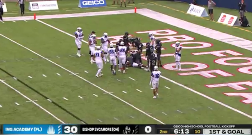 ESPN announcers blasted Bishop Sycamore in IMG-Bishop Sycamore blowout
